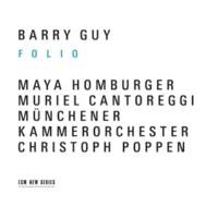 バリー・ガイ/Maya Homburger Guy: Improvisation baroque violin and double-bass