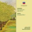 András Schiff/Gábor Takács-Nagy/Andras Fejér/Károly Schranz/Gabor Ormai Dohnányi: Quintet in C minor for piano, 2 violins, viola & cello, Op.1 - 1. Allegro