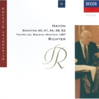 Sviatoslav Richter Haydn: Piano Sonata in E Flat Major, Hob.XVI:.52 - 1. Allegro