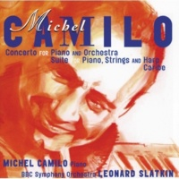 Michel Camilo/BBC Symphony Orchestra/Leonard Slatkin Camilo: Suite for Piano, Strings & Harp - Orchestrated: Joseph Gianono - 2. Tango for Ten