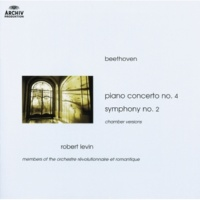 Robert Levin/Peter Hanson/David Watkin Beethoven: Symphony No.2 in D, Op.36 - Chamber Version for Piano, Violin and Violoncello (1805) - 2. Larghetto quasi Andante