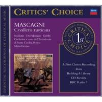 """Mario del Monaco/Elena Suliotis/Orchestra di Roma/Silvio Varviso Mascagni: Cavalleria rusticana - """"Tu qui, Santuzza?"""" (Duetto) - """"Fior la giaggolo"""""""