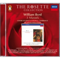 The Choir of King's College, Cambridge/Sir David Willcocks Byrd: Mass For Five Voices - Sanctus - Benedictus