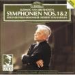 ベルリン・フィルハーモニー管弦楽団/ヘルベルト・フォン・カラヤン ベートーヴェン:交響曲第1・2番