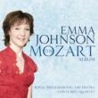 エマ・ジョンソン/Contempo String Quartet/ロイヤル・フィルハーモニー管弦楽団 モーツァルト:クラリネット協奏曲、五重奏曲
