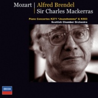 Alfred Brendel/Scottish Chamber Orchestra/Sir Charles Mackerras Mozart: Piano Concerto No.25 In C, K.503 - 2. Andante