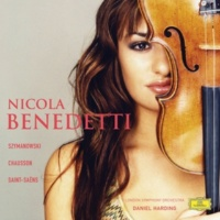 Nicola Benedetti/London Symphony Orchestra/Daniel Harding Gershwin: It Ain't Necessarily So