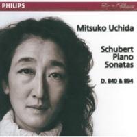 Mitsuko Uchida Schubert: Piano Sonata No.18 in G, D.894 - 3. Menuetto (Allegro moderato)