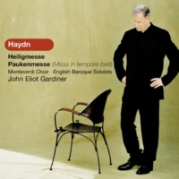 The Monteverdi Choir/English Baroque Soloists/John Eliot Gardiner Haydn: Mass in B Flat Major,  'Missa Sancti Bernardi von Offida' (Heiligmesse), Hob. XXII:10 - Kyrie