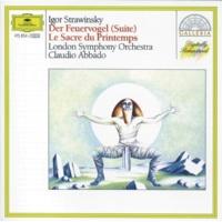 ロンドン交響楽団/クラウディオ・アバド ストラヴィンスキー:バレエ組曲《火の鳥》