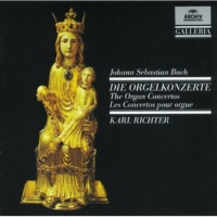 Karl Richter J.S. Bach: Organ Concerto in A minor, BWV 593 after Vivaldi's Concerto Op.3 No. 8 - 2. Adagio