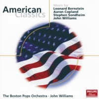 The Boston Pops Orchestra/John Williams Bernstein: On the Town: Three Dance Episodes - 2. Lonely Town: Pas de deux