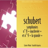 """Ataúlfo Argenta/Orchestre Des Cento Soli Schubert: Symphonie N°9 """"La Grande"""" D.944  - En ut majeur - 3. Scherzo - Allegro vivace"""