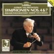 ベルリン・フィルハーモニー管弦楽団/ヘルベルト・フォン・カラヤン ベートーヴェン:交響曲第4番、第7番