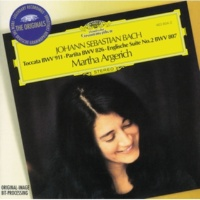 Martha Argerich J.S. Bach: English Suite No.2 In A Minor, BWV 807 - 5. Bourrée I & II