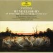ベルリン・フィルハーモニー管弦楽団/ジェイムズ・レヴァイン メンデルスゾーン:交響曲「イタリア」/「真夏の夜の夢」