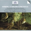 Simon Preston/The English Concert/Trevor Pinnock Handel: 5 Organ Concertos HWV 290, 295, 308, 309, 310