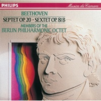 Berlin Philharmonic Octet Beethoven: Septet in E Flat Major, Op.20 - 2. Adagio cantabile