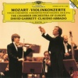 デイヴィッド・ギャレット/ヨーロッパ室内管弦楽団/クラウディオ・アバド モーツァルト/ヴァイオリン協奏曲4,7番