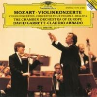 デイヴィッド・ギャレット/イタマール・ゴラン Mozart: Sonata For Piano And Violin In B Flat, K.454 - 3. Allegretto