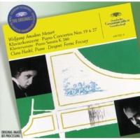 クララ・ハスキル,ベルリン・フィルハーモニー管弦楽団,フェレンツ・フリッチャイ ピアノ協奏曲 第19番 へ長調 K.459: Mozart: 1. Allegro - Cadenza: Wolfgang Amadeus Mozart [Piano Concerto No.19 in F, K.459]