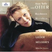 """Anne Sofie von Otter/Melvyn Tan/Nils-Erik Sparf Spohr: 6 Lieder for mezzo-soprano/baritone, violin and piano - No.4 Erlkönig """"Wer reitet so spät"""""""
