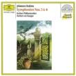 ベルリン・フィルハーモニー管弦楽団/ヘルベルト・フォン・カラヤン ブラームス:交響曲第3/4番