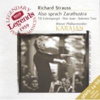 ウィーン・フィルハーモニー管弦楽団/ヘルベルト・フォン・カラヤン 交響詩《ツァラトゥストラはかく語りき》作品30: 科学について