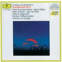 ベルリン・フィルハーモニー管弦楽団/ヘルベルト・フォン・カラヤン 交響曲 第9番 ニ短調 作品125《合唱》: 第1楽章: Allegro ma non troppo, un poco maestoso
