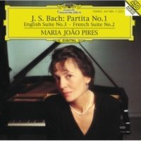 マリア・ジョアン・ピリス J.S. Bach: English Suite No.3 In G Minor, BWV 808 - 4b. Les agréments de la même Sarabande