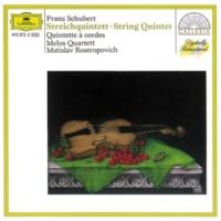 ムスティスラフ・ロストロポーヴィチ/メロス弦楽四重奏団 Schubert: String Quintet In C, D.956 - 2. Adagio