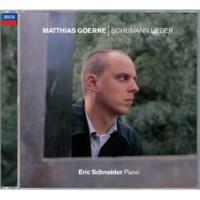 Matthias Goerne/Eric Schneider Schumann: Einsamkeit, Op.90, No.5