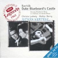 """Christa Ludwig/Walter Berry/London Symphony Orchestra/István Kertész Bartók: Bluebeard's Castle, BB 62, Op.11 (Sz48) - Opening Scene. """"Megérkeztünk"""""""