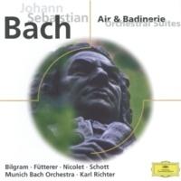 オーレル・ニコレ/ミュンヘン・バッハ管弦楽団/カール・リヒター 管弦楽組曲 第2番 ロ短調 BWV1067: 6.メヌエット