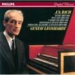Gustav Leonhardt Bach, J.S.: Harpsichord Works