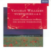 London Philharmonic Orchestra/Roger Norrington Vaughan Williams: Symphony No.6 in E minor - 4. Epilogue