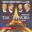 ホセ・カレーラス/プラシド・ドミンゴ/ルチアーノ・パヴァロッティ/パリ管弦楽団/ジェイムズ・レヴァイン 3大テノール・イン・パリ1998