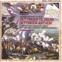The English Concert Handel: The Dettingen Te Deum - 6. Thine honourable, true, and only Son