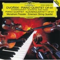 Menahem Pressler/Emerson String Quartet Dvorák: Piano Quintet In A, Op.81, B. 155 - 4. Finale (Allegro)