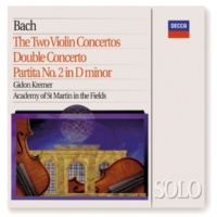 Gidon Kremer J.S. Bach: Concerto For 2 Violins, Strings, And Continuo In D Minor, BWV 1043 - 3. Allegro