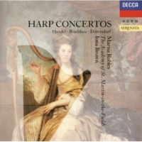 Marisa Robles Handel: Variations for harp (published 1826. Spurious)