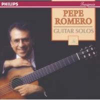 Pepe Romero Albéniz: Rumores de la caleta, Op.71, No.6 - transcr. Pepe Romero