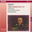 Henryk Szeryng/London Symphony Orchestra/Sir Alexander Gibson Paganini: Violin Concertos Nos. 1 & 4