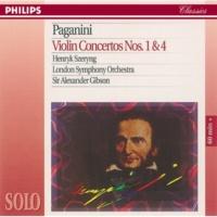 Henryk Szeryng/London Symphony Orchestra/Sir Alexander Gibson Paganini: Violin Concerto No.1 in D, Op.6 - 2. Adagio