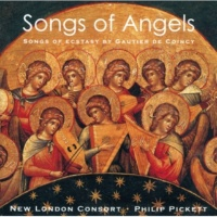New London Consort/Philip Pickett Gautier de Coincy: S'amour dont sui espris