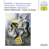 Berliner Philharmoniker/Herbert von Karajan Rossini: String Sonata No.1 in G major - 3. Allegro