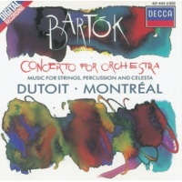 Orchestre Symphonique de Montréal/シャルル・デュトワ 管弦楽のための協奏曲, Sz.116: 第2楽章: 対の遊び (Allegretto scherzando)