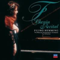 Fujiko Hemming Chopin: Mazurka No.41 in C sharp minor Op.63 No.3