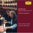 マルタ・アルゲリッチ/クラウディオ・アバド ベートーヴェン:ピアノ協奏曲第2番、第3番