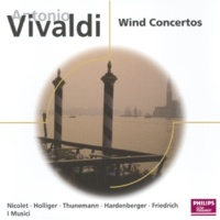 Heinz Holliger/I Musici Vivaldi: Oboe Concerto in C major RV 446 - 2. Adagio
